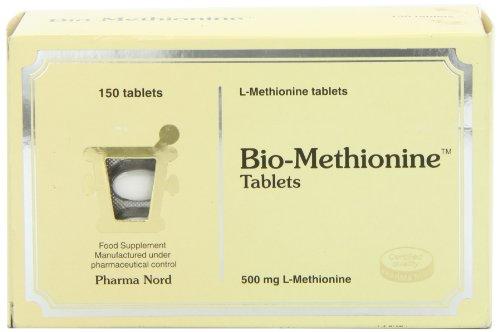 Pharma Nord Bio-méthionine 500mg 150 Comprimés