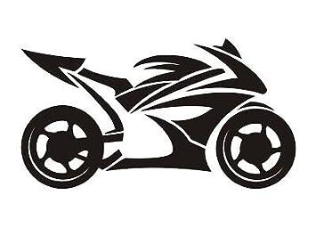 Amazon.com: GSXR CBR R1 R6 Ninja Tribal motocicleta Sport ...
