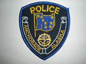 Anchorage, Alaska Police Department Patch by HighQ -