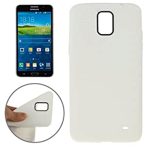 Holes Texture Anti-slip Frosted TPU Protective Case for Samsung Galaxy Mega 2 / G750F / G7508Q / G7508(White)