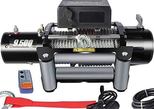 Best Power Winches - Buying Guide | GistGear on