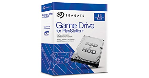 - Seagate Game Drive for PlayStation 1TB (STBD1000101)