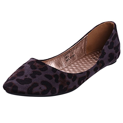 Alexis Leroy Womens Leopard Design product image