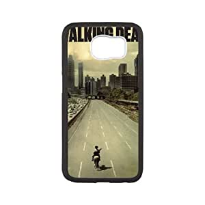 Samsung Galaxy S6 Cell Phone Case White The Walking Dead JSK679512