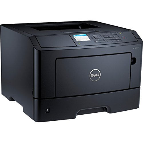 Dell S2830DN Laser Printer – Monochrome – 1200 x 1200 dpi Print – Plain Paper Print – Desktop