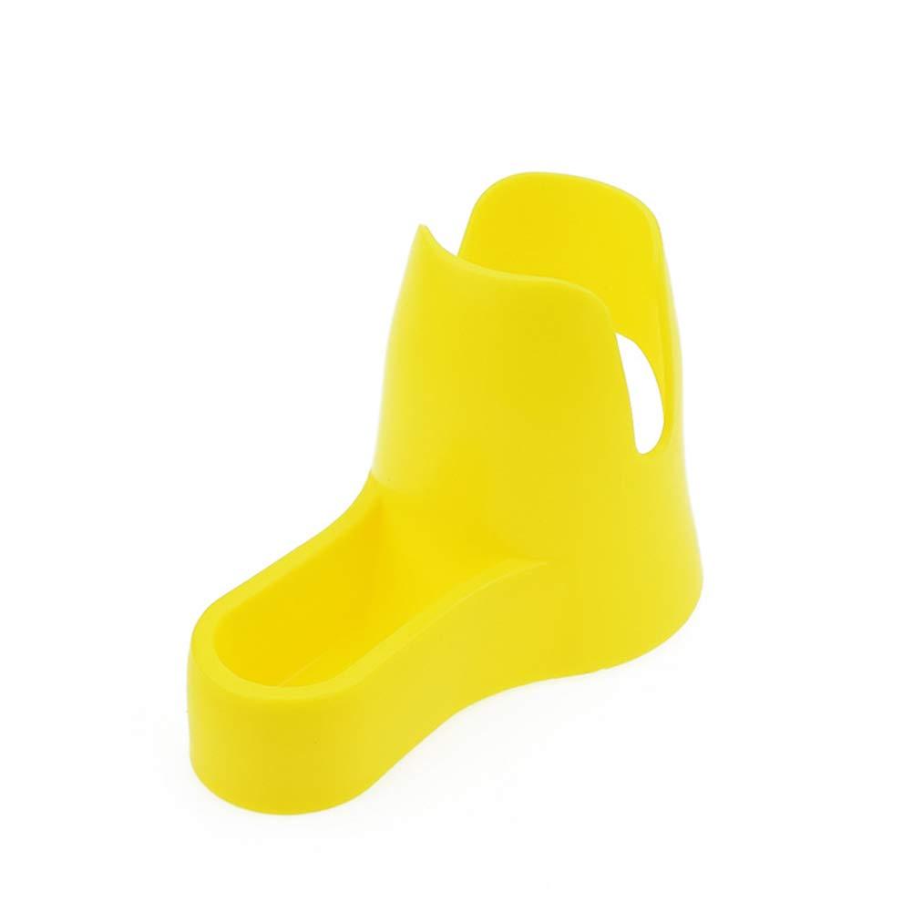 Bottiglia dAcqua Pensile per Piccoli Animali Cavia POPETPOP Dispenser di Acqua e Cibo per Animali da 125 ml con Capanna di Base Criceto