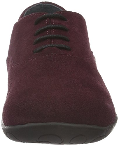 Rot Johannes Zapatos Mujer Vino W Rojo Ingunna AAq87w1