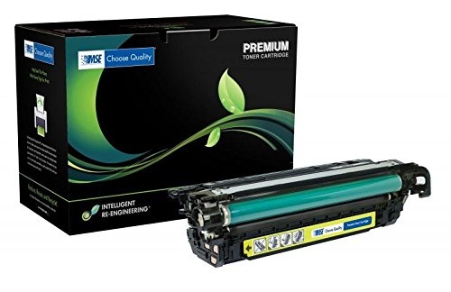 MSE MSE0221450214 Remanufactured Toner Cartridge for HP 648A - Cartridge 648a Yellow