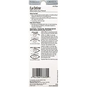 Physicians Formula Eye Definer Automatic Eye Pencil, Ultra Black, 3830