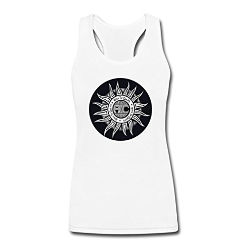 Ptshirt.com-3258-DIY Women\'s Alice in Chains logo 2016 Tank Top for ladyWhite-B01LWHZFE9-T Shirt Design