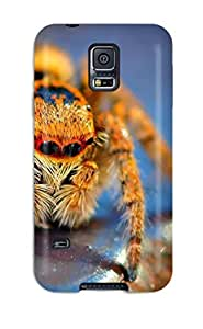 Durable Spider Back Case/cover For Galaxy S5