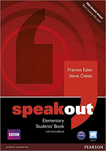 Speakout. Elementary Level: Frances Eales: 9781408219300: Amazon ...