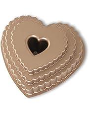 Nordicware Non Stick Tiered Heart Pan