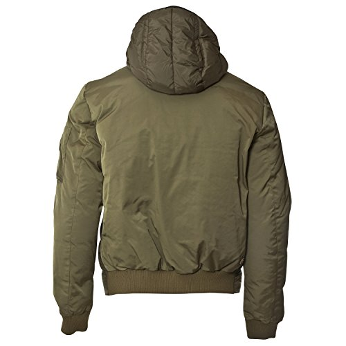 Style Autumn Giù Model Time 1202 idra Casual Oil Outdoor Down 3rt Fisso 1202 New Cappuccio con 3rt Libero winter Colmar Tempo Green Stile Free Colmar Esterno Casual Modello 2017 Nuovo By 18 inverno 2017 System Men`s `s Sistema Jacket Uomini Verde Autunno Coleccion Degli Colore hydra Colour Oil 18 with Giacca Da Coleccion Fixed Hood Pwf4qR