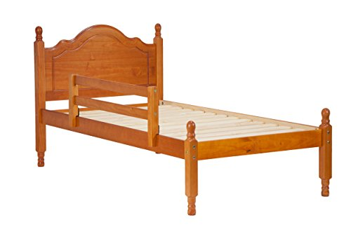 Palace Solid Wood Reston Panel Headboard Platform Size, 12 Included. Optional Trundle, Sold