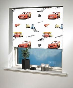 Disney Pixar Cars Bedroom Blackout Roller Blinds 120cm X 175cm