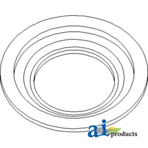 A&I Products Retainer, Clutch Piston Spring Replacement for Ford - New Holl... ()