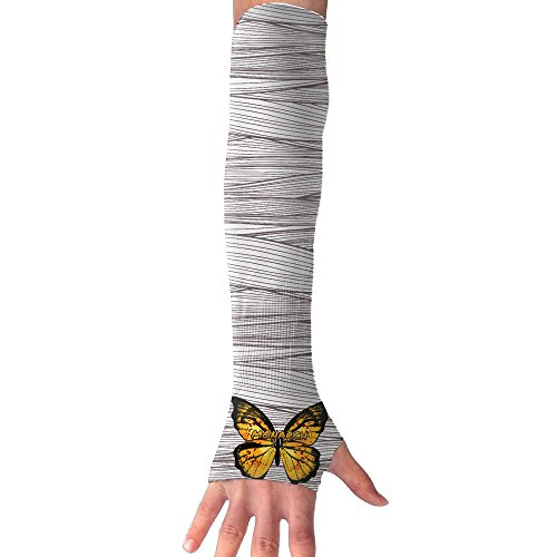 Unisex Outdoor Activities Sun Protection Arm Cooling Sleeve (Monarch Palette)