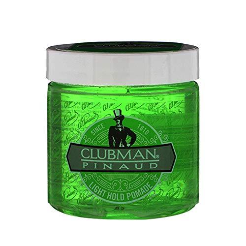 Clubman Pomade, Light Hold, 4 Ounce