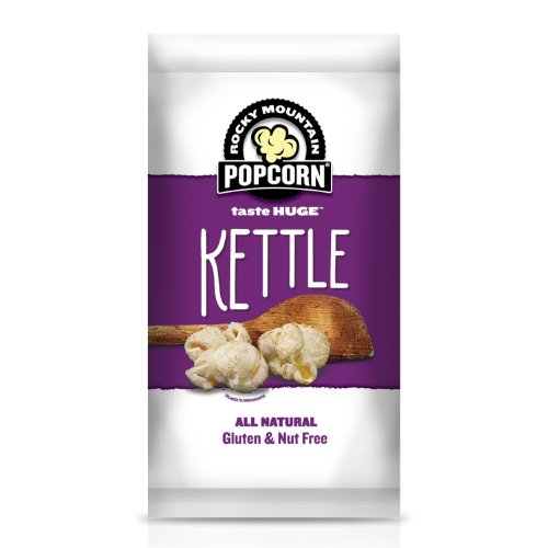 Rocky Mountain Popcorn Kettle Corn 4 Ounce (Pack of 12)
