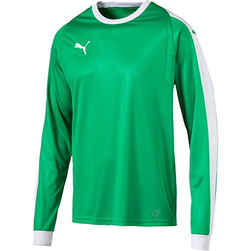 (PUMA LIGA GK Shirt Size L Green)