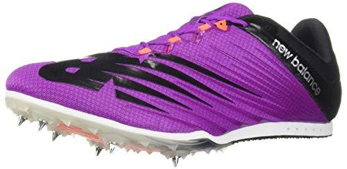 New Balance Women's 500v6 Track Shoe Voltage Violet/Black 8 B US