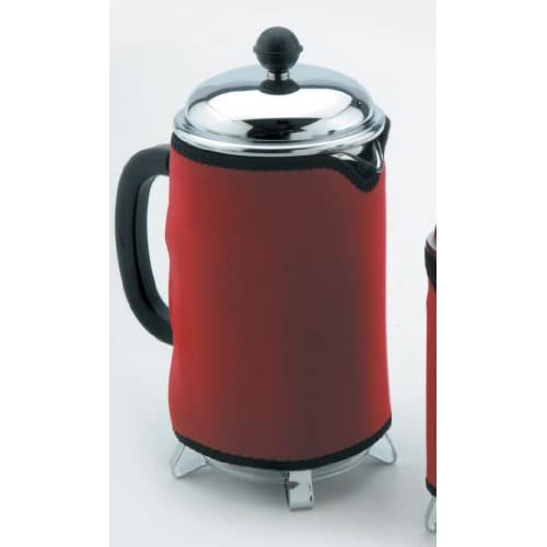 Red Cafetiere Jacket - 8 Cup