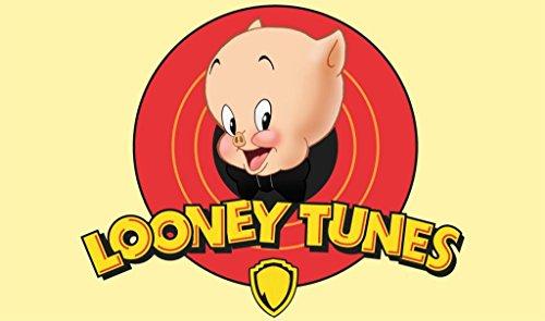 Da Bang Looney Tunes Cartoon Porky Pig 20X30 Inch Poster Print