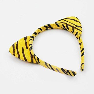 bambino vendita a buon mercato nel Regno Unito grande vendita Regalo di Natale Tiger Ear Cerchietti: Amazon.it: Gioielli