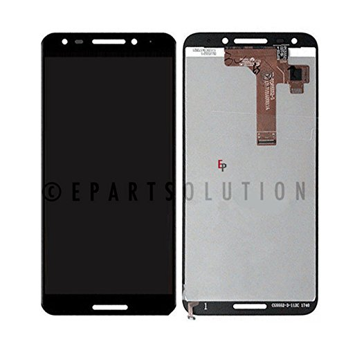 ePartSolution_Alcatel A30 Fierce 5049Z Revvl 5049W LCD Display Touch Screen Digitizer Glass Assembly T-Mobile Replacement Part USA Seller (Lcd A30)