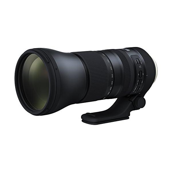 RetinaPix Tamron AFA022N700 SP 150-600 mm Di VC USD G2 f/5.6-40.0 Telephoto-Zoom Lens (Black) for Nikon