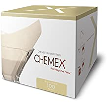 Chemex Bonded Coffee Filters, Squares, 100 ct