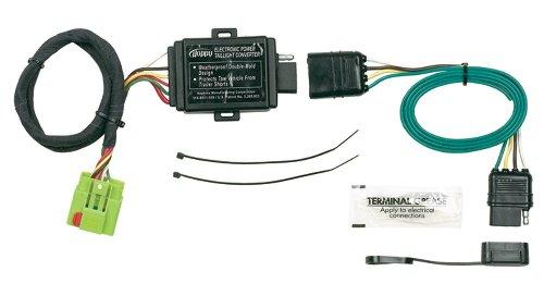 Hopkins 42535 Plug-In Simple Vehicle Wiring Kit ()