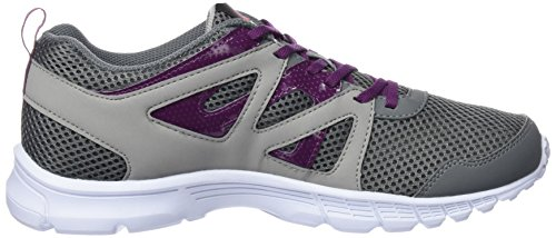 Reebok Run Supreme 2.0 Zapatillas de running, Mujer Multicolor (ALLOY / TIN GREY / CELESTIAL ORCHID / WHITE)