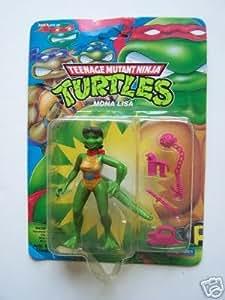 Mona Lisa Teenage Mutant Ninja Turtles