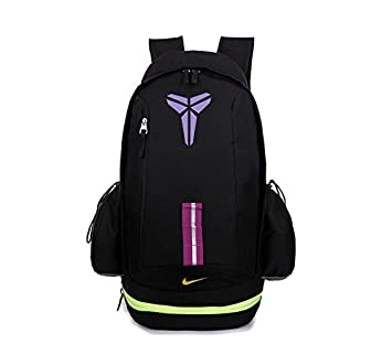 free shipping 48695 9d9b6 Nike Kobe Mamba Basketball Backpack Bag Black, Backpacks - Amazon Canada