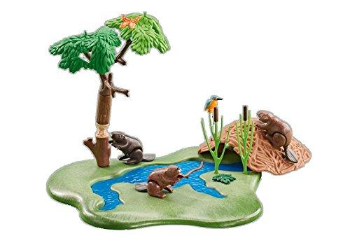 - PLAYMOBIL® Beaver Lodge Add On Playset