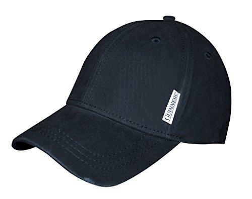 Guinness Classic Black Rear Logo Baseball Cap ()