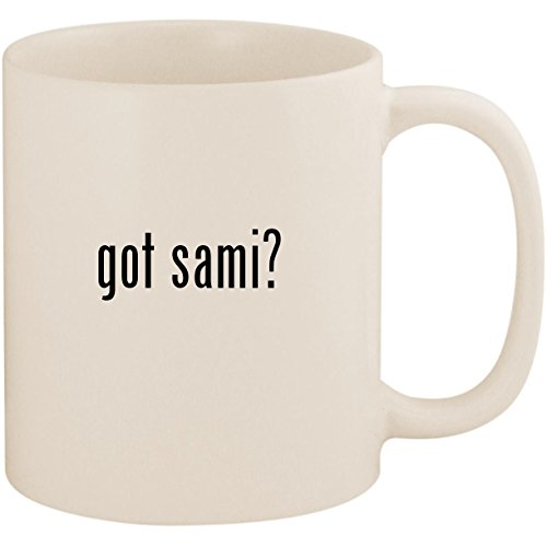 got sami? - 11oz Ceramic White Coffee Mug Cup, White (Best Of Sami Yusuf)