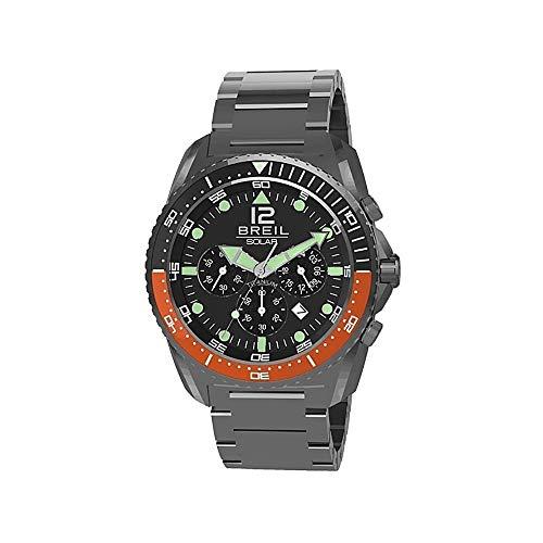 BREIL Watch SUBACQUEO SOLARE Male Chronograph Titanium - TW1751