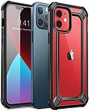 SupCase Unicorn Beetle EXO Series Case for iPhone 12 / iPhone 12 Pro (2020 Release) 6.1 Inch, Premium Hybrid P