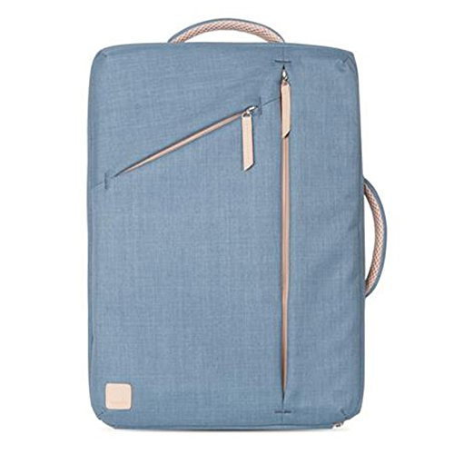 Moshi Venturo Backpack - Fits up to 15'' Laptop - Steel Blue - 99MO077511 by Moshi