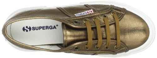 Sneaker Superga Cotmetu Erwachsene Unisex Bronze Braun 160 2750 x88pISwq