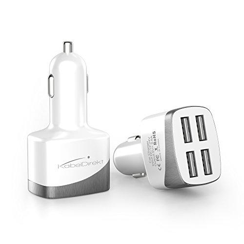 KabelDirekt Multiple USB Charger Intelligent