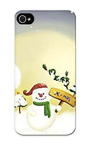 Honeyhoney FlvhIb-1883-GpEya Case For Samsung Galaxy S3 i9300 Cover With Nice Holidays Christmas Seasonal Appearance