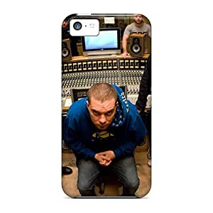 Shockproof Cell-phone Hard Covers For Iphone 5c With Allow Personal Design Stylish Chimaira Band Image KevinCormack