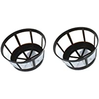 Mesh Reusable Coffee Filter Basket Style Save Money