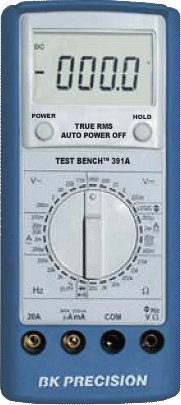Used, B&K Precision 391AKIT True RMS Digital Multimeter with for sale  Delivered anywhere in USA