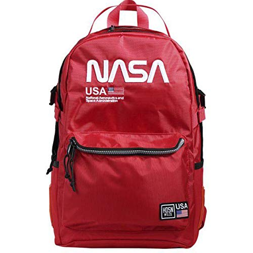 Hudson NASA Worm Backpack Red h7052415-red (Size AC) ()