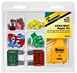 64 Piece ATM and Max Blade Fuse Repair Kit